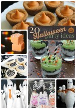 Great Ideas — 20 More Halloween Party Ideas!