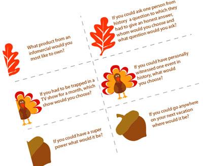 ThanksgivingDinnerConversationStarters