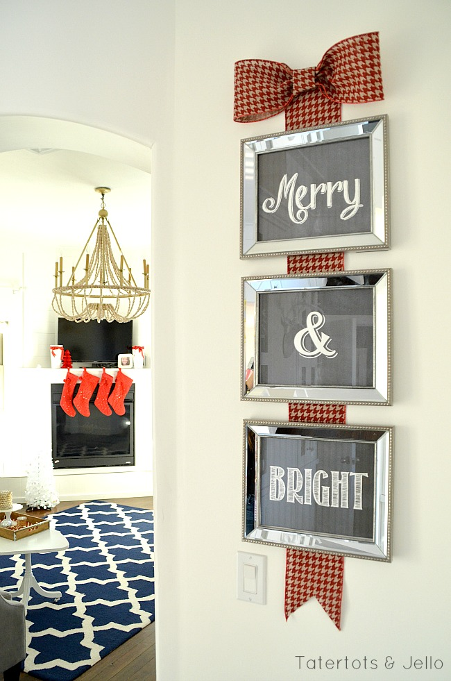 merry and bright big lots pictures for christmas -tatertots and jello
