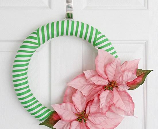 HAPPY Holidays: Bright & Cheerful Christmas Wreath