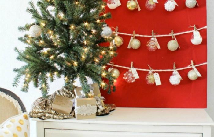 HAPPY Holidays: Christmas Tree Advent Calendar