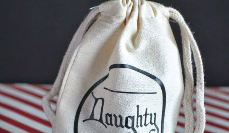 HAPPY Holidays: DIY Naughty Bags