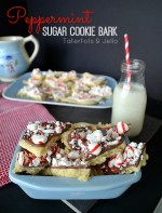 Kid-Friendly Recipe: Peppermint Sugar Cookie Bark!