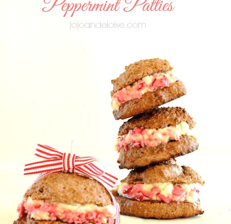 Gluten & Grain Free Peppermint Patties [And A Giveaway!]