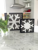 Snowflake Decorating Ideas!