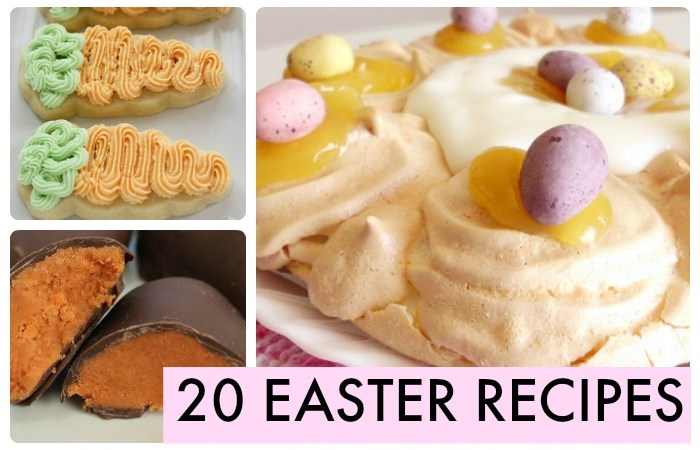 Great Ideas — 20 Easter Recipes!