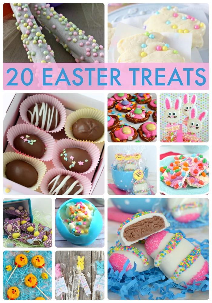 Easter Egg Cakes Recipes Ideas