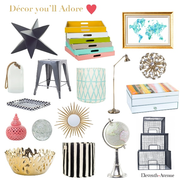 Home Decor Collage