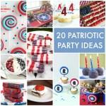 Great Ideas — 20 Patriotic Party Ideas!