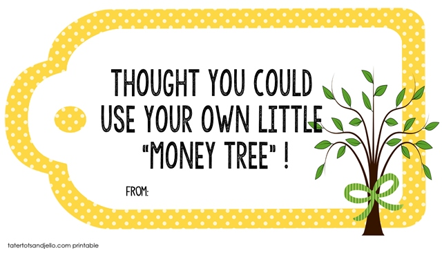 TT&J Money tree tag