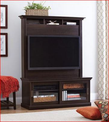 bhg entertainment center