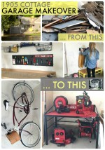 Garage Makeover Tips – and How You Can Win a Troy-Bilt FLEX System!