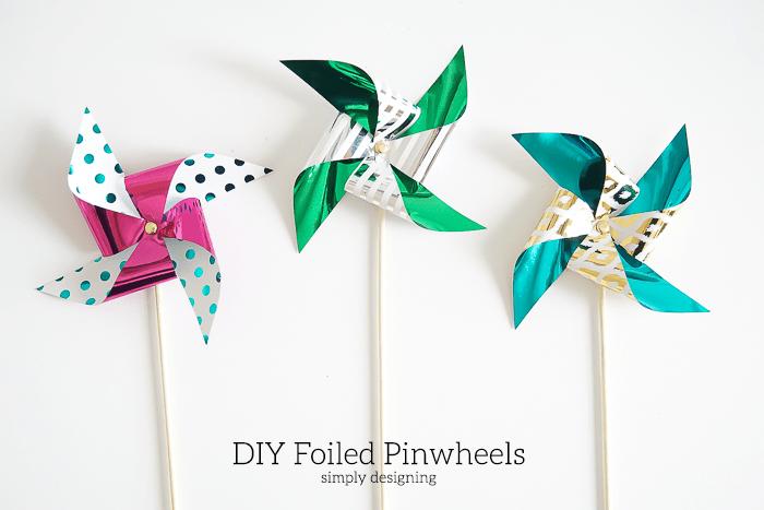 Foiled-Pinwheels