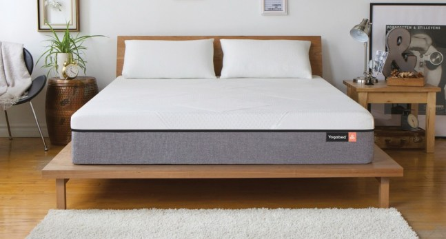 yogabed mattress cover