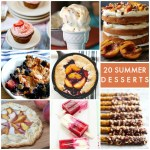 Great Ideas — 20 Summer Desserts!