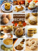 Great Ideas — 20 Pumpkin Recipes!