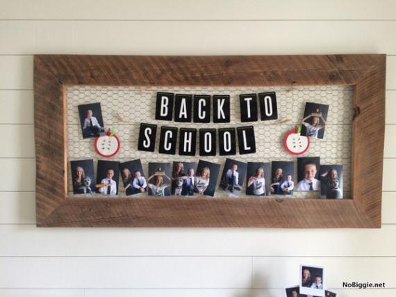 DIY Back To School Photoshoot!