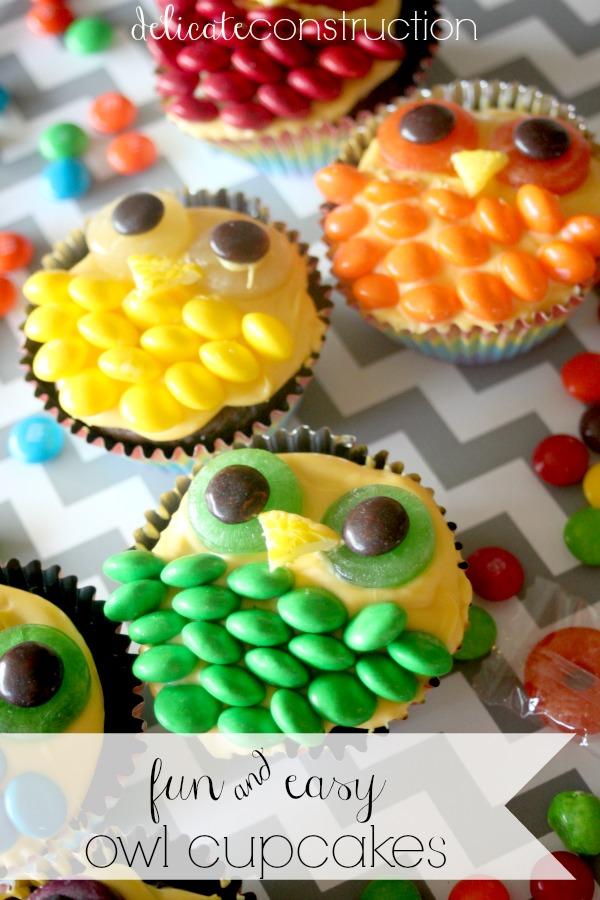 easy-owl-cupcakes