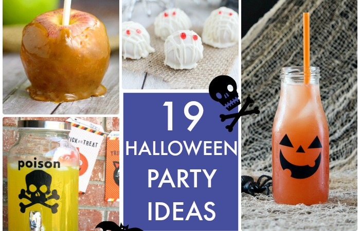 Great Ideas — 19 Halloween Party Ideas!