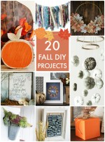 Great Ideas — 20 Fall DIY Projects!