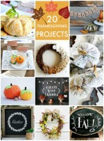 Great Ideas — 20 Thanksgiving Projects!