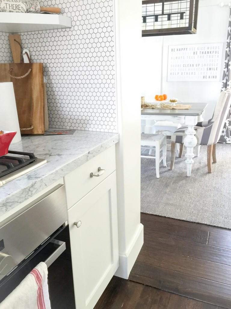 vintage home kitchen remodel
