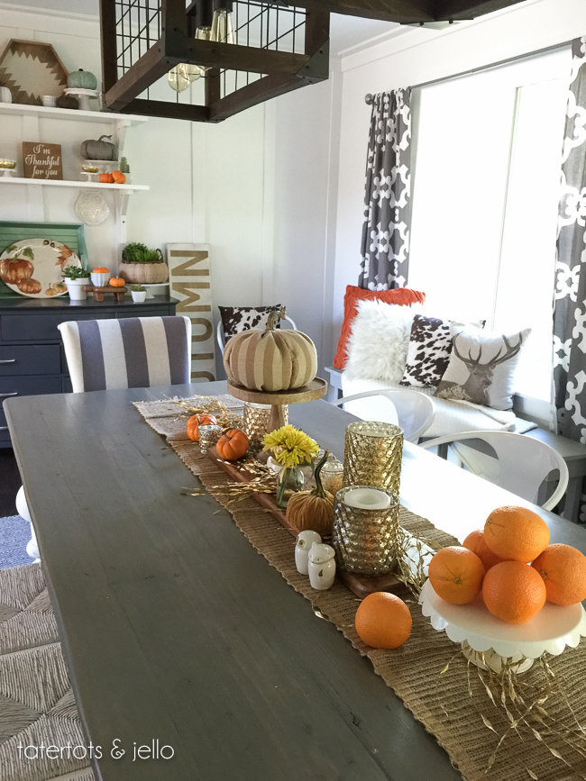 Fall entertaining,