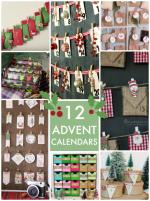 Great Ideas — 12 Advent Calendars!