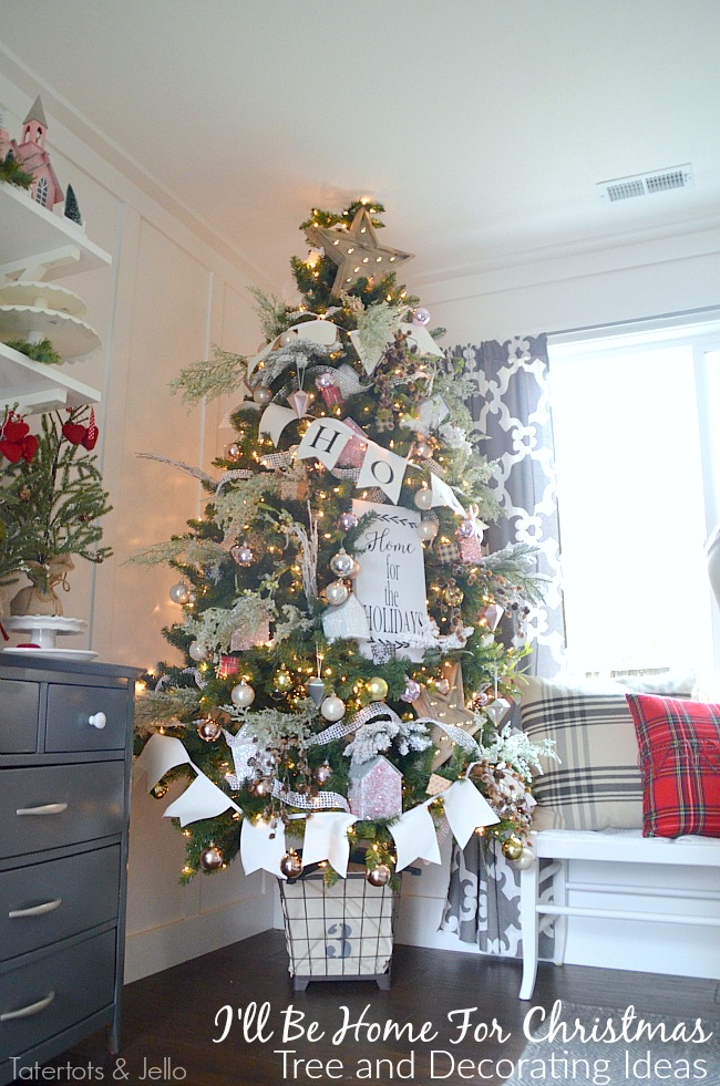 christmas tree decorating - Christmas Tree Decorating Ideas 2015