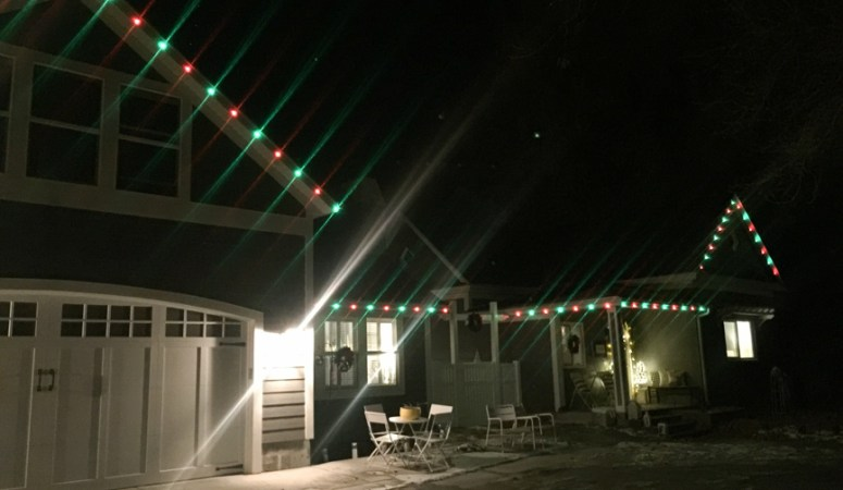 Outdoor Christmas LED Lights – Cool New Product!