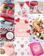 Great Ideas — 18 Valentine's Gift Ideas!