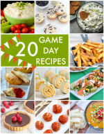Great Ideas — 20 Game Day Recipes!