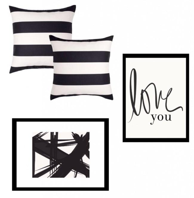 black and white free prints