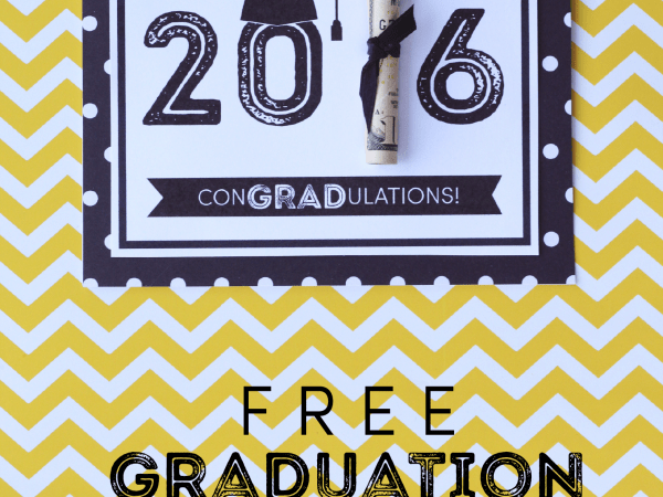 Printable Graduation Card Archives Tatertots And Jello