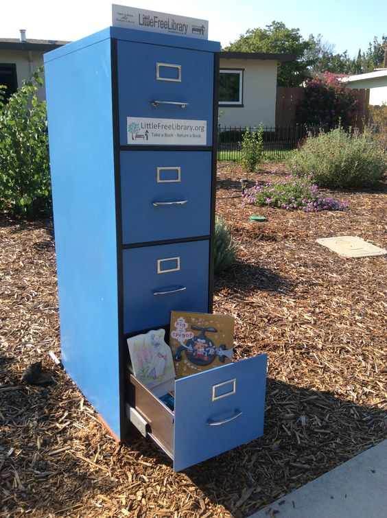 little free library ideas