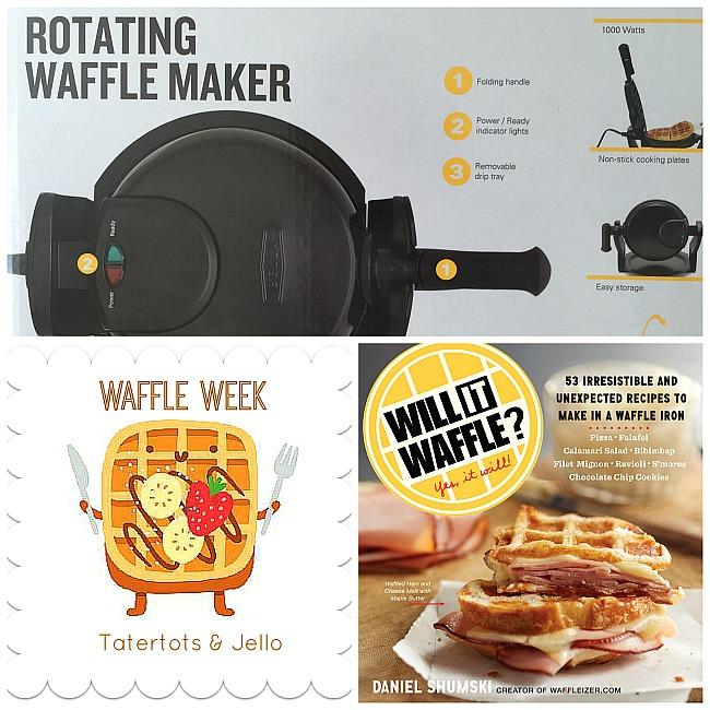 waffle giveaway