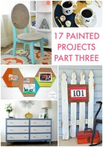 Great Ideas — 17 Painted Projects Part Three!
