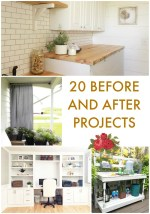 Great Ideas — 20 Before and After Projects!