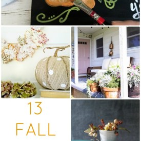 Great Ideas — 13 Fall Porch Ideas!