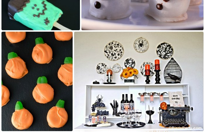 Great Ideas — 13 Halloween Party Ideas!