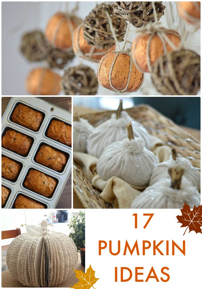 17 Pumpkin Ideas