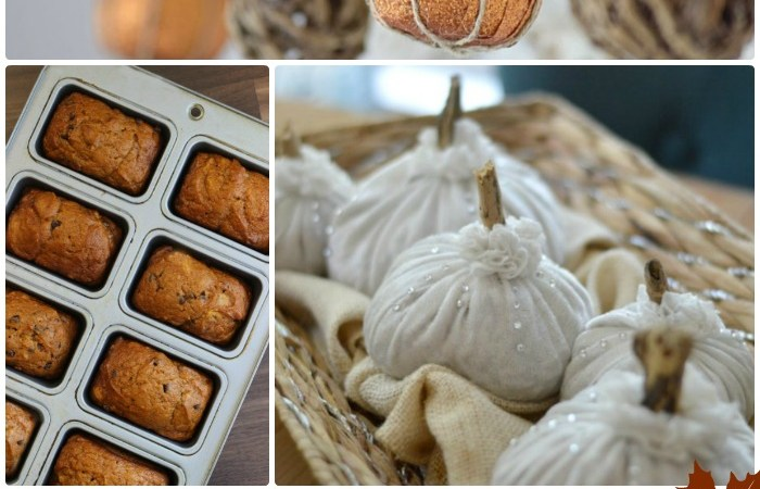 Great Ideas — 17 Pumpkin Ideas!