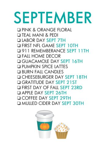 fall things to do