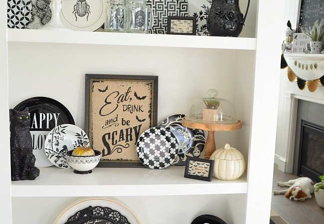 Poe-Inspired Nevermore Decor and Free Printable