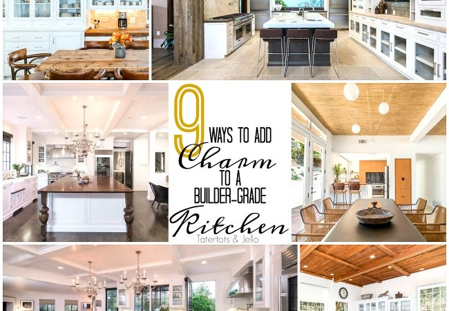 9 Ways to Add Charm to a Kitchen