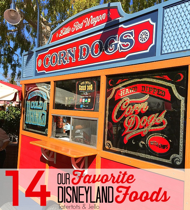 we've been going to Disneyland for 20 years as a family. Here are our favorite Disneyland food picks!