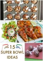 Great Ideas — 15 Super Bowl Ideas!