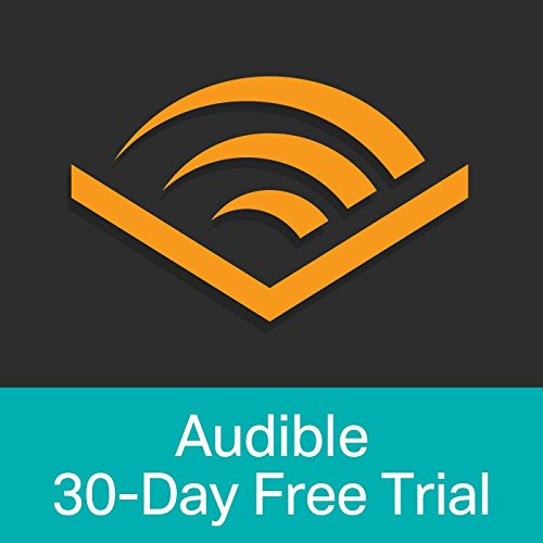 Free month of audible. Hundreds of thousands of audiobooks