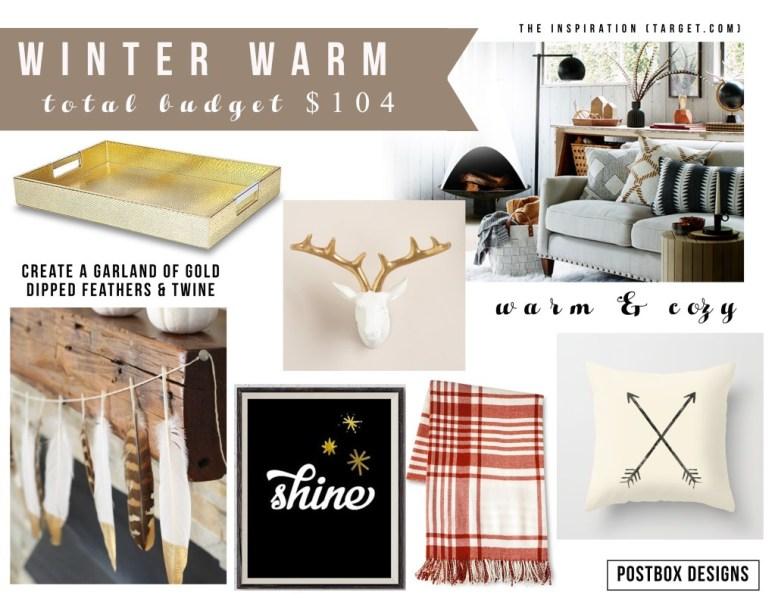winter warm room