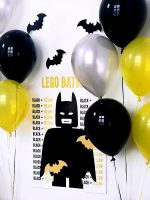 Lego Batman Movie Party Game with Free Printables